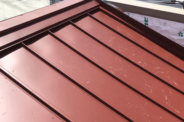 トタンなど金属屋根