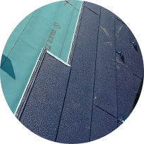 屋根材上葺き