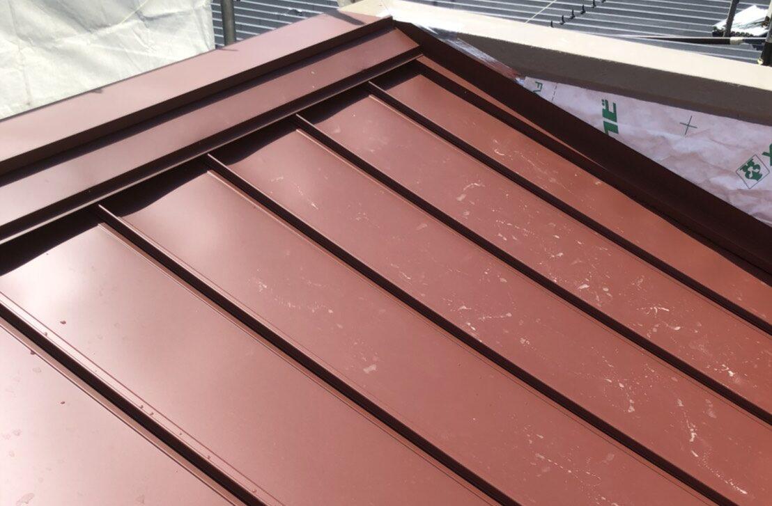 トタン屋根のサビ、はがれの補修方法
