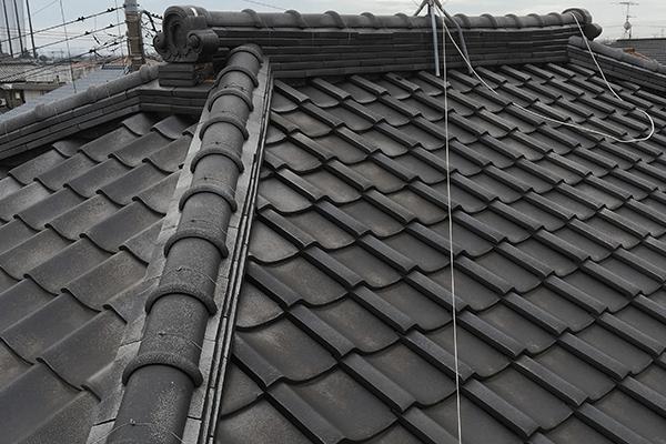 日本瓦(和瓦)の屋根